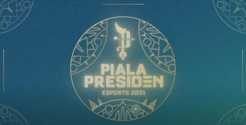 Siap-siap, Piala Presiden Esports 2021 Digelar Oktober