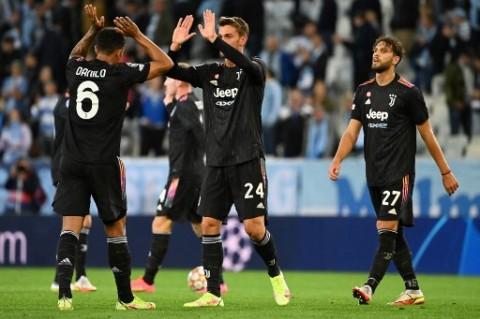 Tekuk Malmo, Juventus Kembali ke Jalur Kemenangan