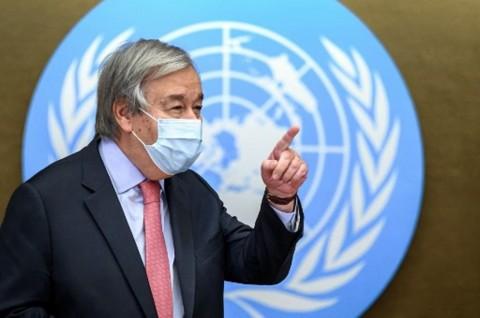 Sekjen PBB: Hentikan Konflik dan Bersama-sama Perangi Pandemi Covid-19