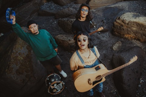 Grup Folk Asal Bali, Coconightman Rilis Album Menempuh Hidup Baru