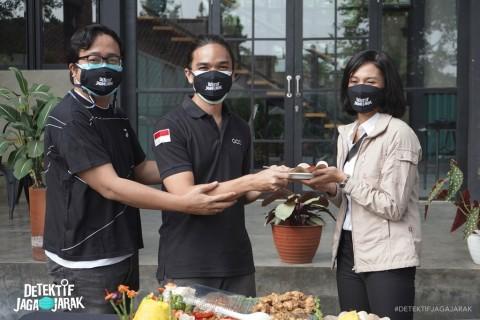 Detektif Jaga Jarak, Film Terbaru Marthino Lio tentang Detektif Spesialis Perselingkuhan