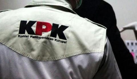 KPK Lantik 18 Pegawai yang Lolos Pelatihan Bela Negara jadi ASN