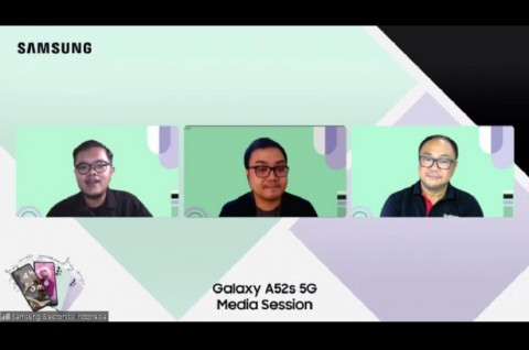Samsung Galaxy A52s 5G Sapa Konsumen Indonesia