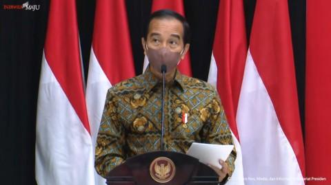 Jokowi Minta Kampus Fasilitasi Pengembangan Talenta Mahasiswa