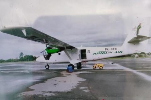 Pesawat Rimbun Air Ditemukan, Kondisi Hancur