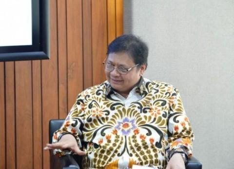 Menko Airlangga <i>Pede</i> Ekonomi RI Tumbuh 5,2% di 2022