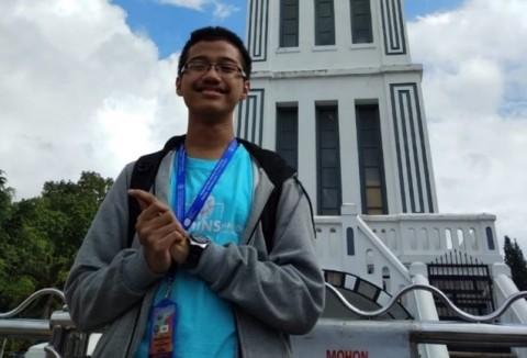 Cerita Arkananta, Mahasiswa ITB yang Cinta Mati Fisika