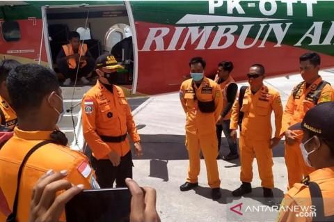 Tim SAR Telusuri Jalur Darat ke Lokasi Jatuh Pesawat Rimbun Air