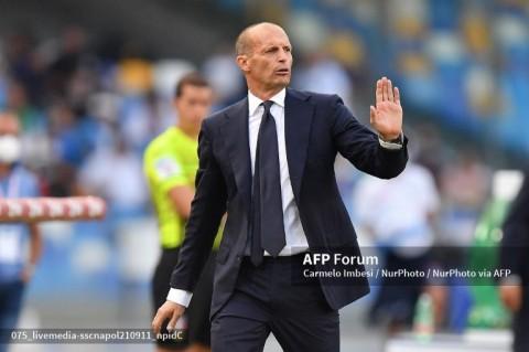 Meski Menang, Juventus Belum Puaskan Allegri