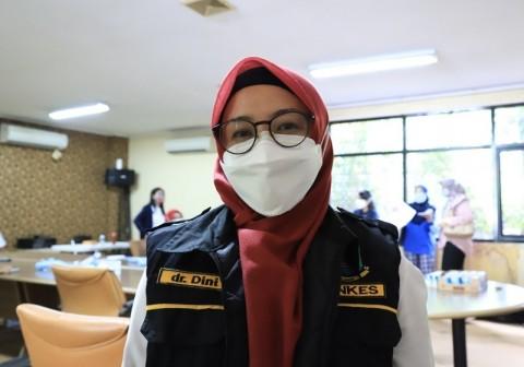 Capaian Vaksinasi di Kota Tangerang 1 Juta Jiwa