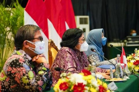 Menteri LHK: Karhutla Penyumbang Emosi Karbon Terbesar