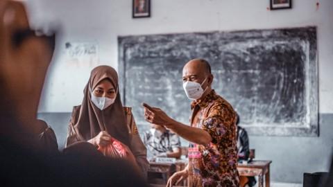 11.500 Siswa SMP di Jepara Sudah Vaksin Covid-19