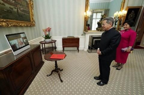 Duta Besar Tiongkok Dilarang Masuk ke Gedung Parlemen Inggris