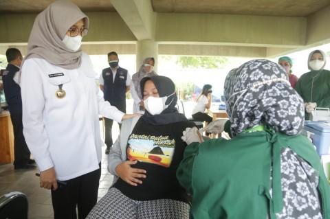 Vaksinasi 5.300 Bumil di Banyuwangi Ditarget Tuntas Pekan Ini