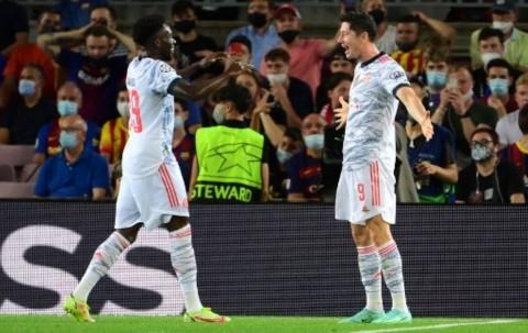 7 Fakta Menarik Usai Bayern Hantam Barcelona: Die Roten Cetak Rekor Hebat