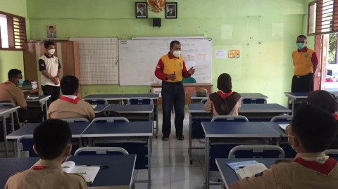 PTM di Bekasi Akan Dihentikan Jika Ada Pelanggaran Prokes