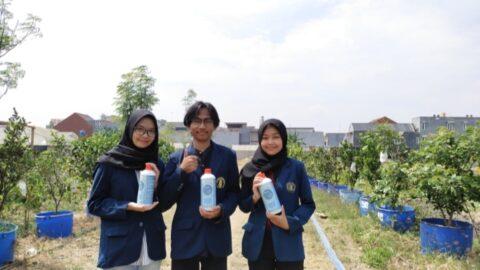 Mahasiswa UB Sulap Limbah Makanan dan Ternak Jadi Pupuk Bio Organik