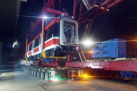 Beroperasi 2022, Progres Pembangunan LRT Jabodebek Capai 94,36%