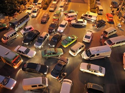 Pemkot Malang Susun Strategi Atasi Kemacetan di Tengah Kota