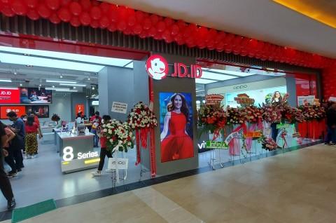 JD.ID Buka Gerai Offline di AEON Mall Sentul City