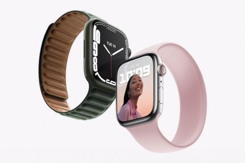 Apple Watch Series 7 Hadir dengan Tampilan Baru