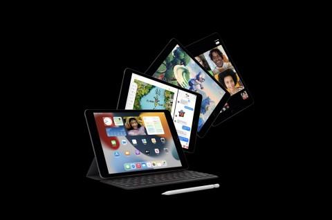 Apple Resmi Meluncurkan iPad Generasi ke-9