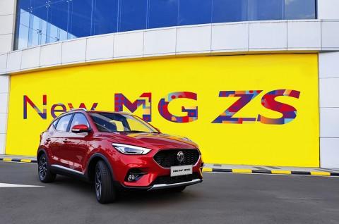 Harga MG ZS Kini Mencapai Rp309,8 Juta