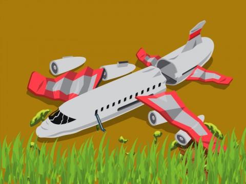 Rimbun Air Plane Found at 2,400 Meter Altitude in Bilogai: Police