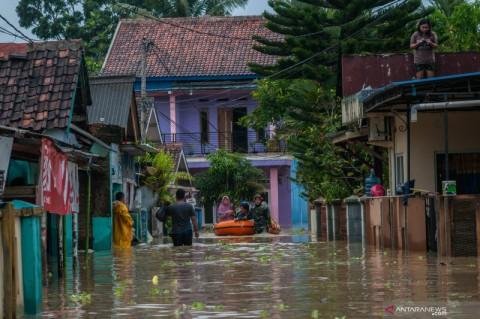 1.273 Rumah di Lebak Terdampak Banjir