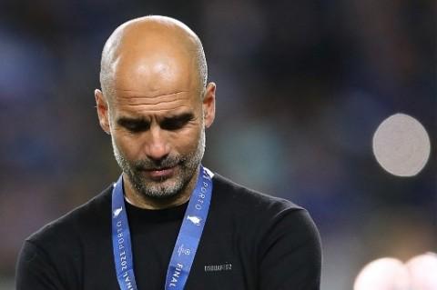 Jelang Hadapi Leipzig, Guardiola Pamer Pencapaian City Musim Lalu