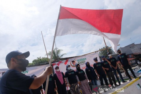 Relawan di Sulsel Deklarasikan Dukungan untuk Sandiaga