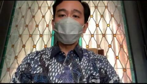 Gibran Puji Anies Soal Penanganan Pandemi Covid-19
