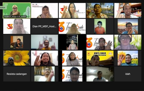 Sambut Reuni Perak IPB, Alumni Angkatan ke-33 Berbagi Kisah Inspiratif