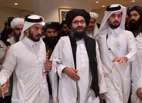 Wakil PM Taliban Bantah Dirinya Terluka dalam Bentrokan di Istana Afghanistan