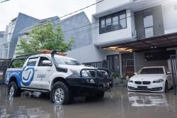 Langkah Penanganan Mobil Yang Terendam Banjir, Awas Ditolak Asuransi