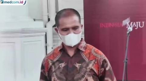 Bentangkan Poster ke Jokowi, Suroto <i>Curhat</i> Kondisi Peternak di Masa Pandemi