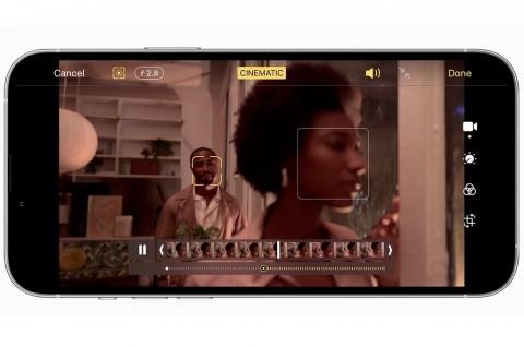 Mode Cinematic iPhone 13 Mungkinkan Pengguna Manipulasi Fokus
