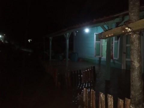 5 Kelurahan di Prabumulih Sumsel Terendam Banjir 1,5 Meter
