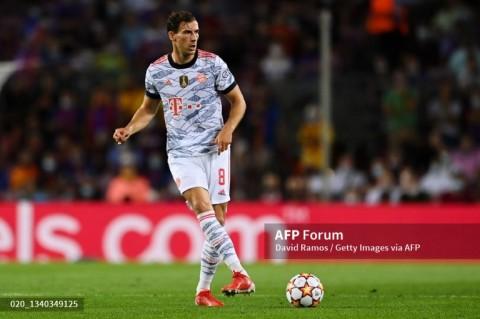 Bayern Muenchen Perpanjang Kontrak Goretzka