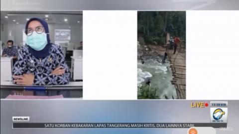 Waspadai Banjir dan Longsor, Ini Strategi Pemkab Lebak