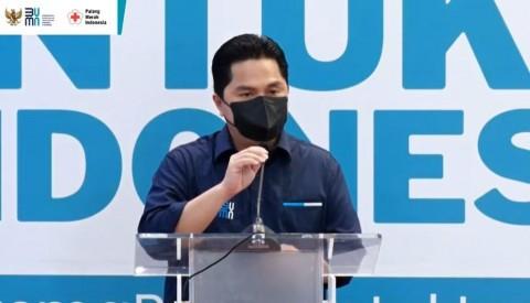 Tekan Korupsi, Erick Thohir Minta Swasta Jangan <i>Ngakali</i> BUMN