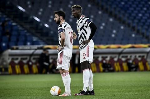 MU Prioritaskan Perpanjangan Kontrak untuk Bruno Fernandes dan Pogba