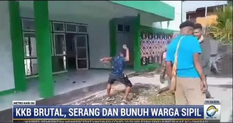 KSP Peringatkan KKB Papua Hentikan Aksi Brutal