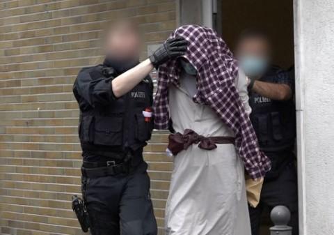 4 Orang Ditahan Polisi Jerman Akibat Plot Serangan Sinagoga