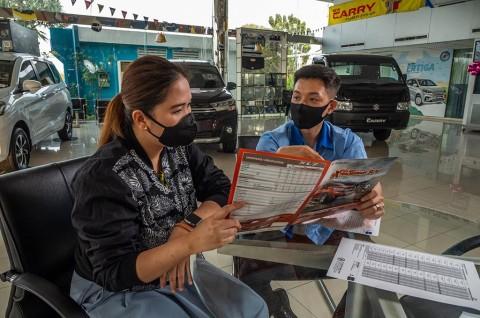 Asik, Insentif PPnBM 100% Mobil Baru Sampai Akhir Tahun