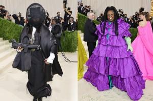 Sederet Artis Ini Dicap <i>Worst Dress</i> Saat Hadiri Met Gala 2021