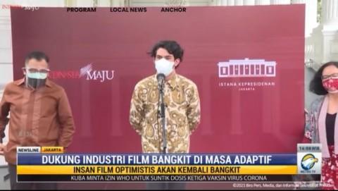 Film Indonesia Masih Gagah di Tengah Pandemi