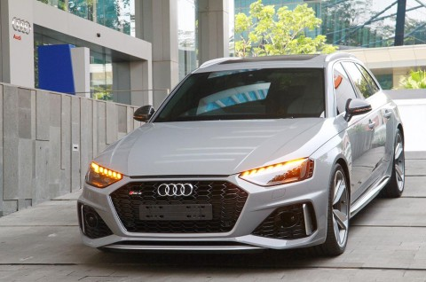 Audi RS 4 Avant Goda Para Pecinta Station Wagon