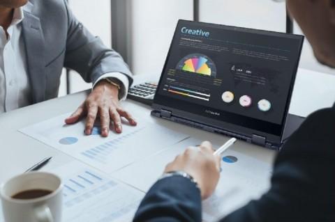 Asus Hadirkan Laptop Convertible Baru untuk Pebisnis