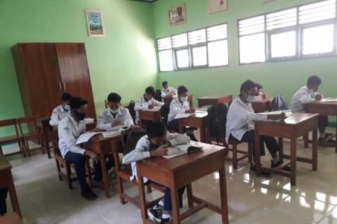 Semua TK Hingga SMP di Gunungkidul Siap PTM